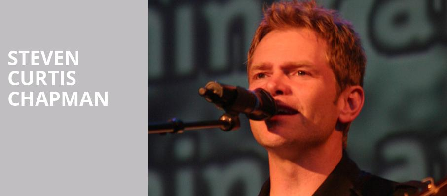Steven Curtis Chapman, Town Hall Theater, New York