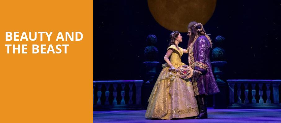 Beauty And The Beast, Paper Mill Playhouse, New York