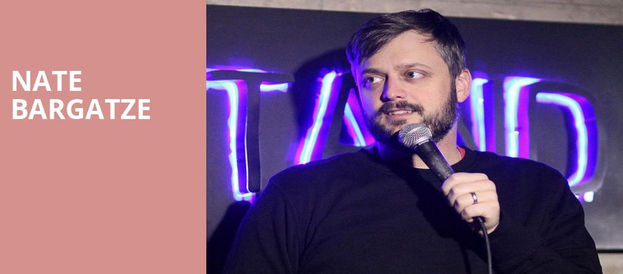 Nate Bargatze, Town Hall Theater, New York