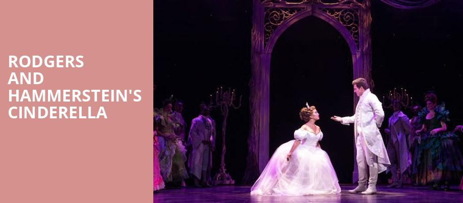 Rodgers and Hammersteins Cinderella, Paper Mill Playhouse, New York