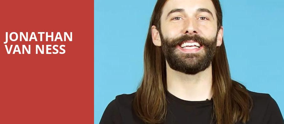 Jonathan Van Ness, Peter Jay Sharp Theater, New York
