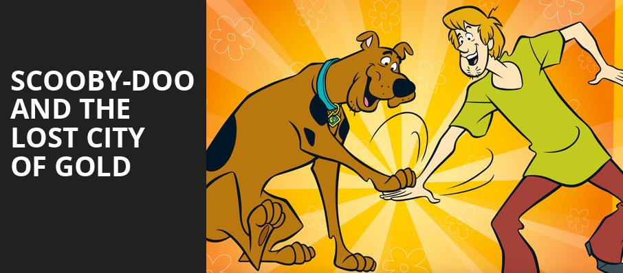 Scooby Doo and the Lost City of Gold, Hackensack Meridian Health Theatre, New York