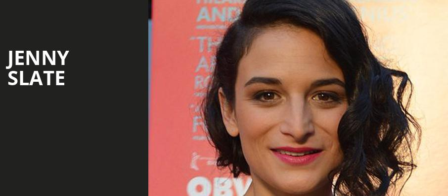 Jenny Slate, Town Hall Theater, New York