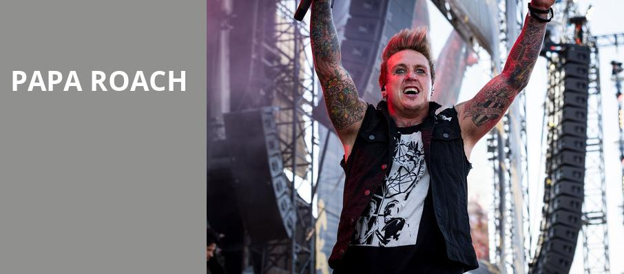 Papa Roach, The Rooftop at Pier 17, New York