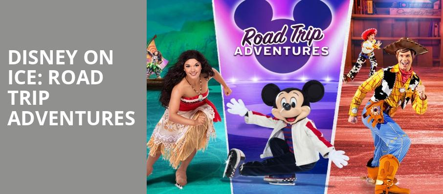 Disney On Ice Road Trip Adventures, Nassau Coliseum, New York