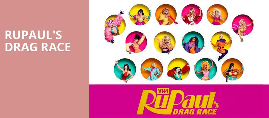 RuPauls Drag Race, Playstation Theater, New York