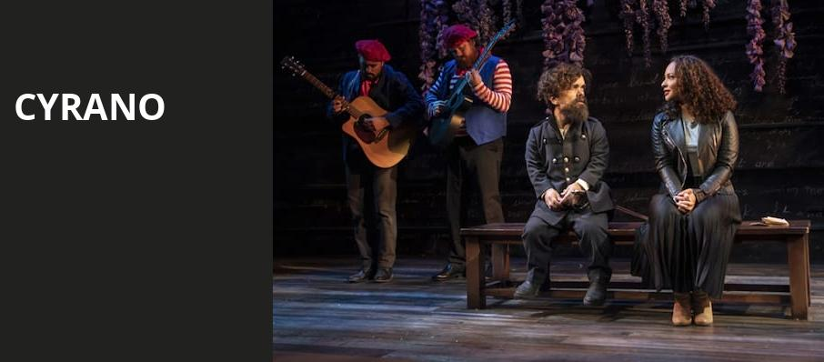 Cyrano, Daryl Roth Theater, New York