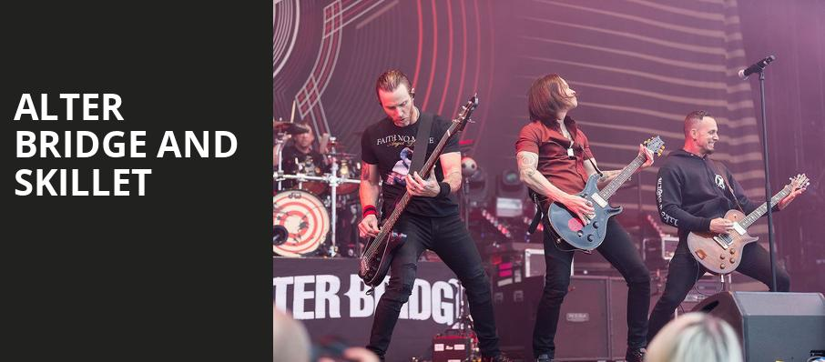 Alter Bridge and Skillet, Terminal 5, New York