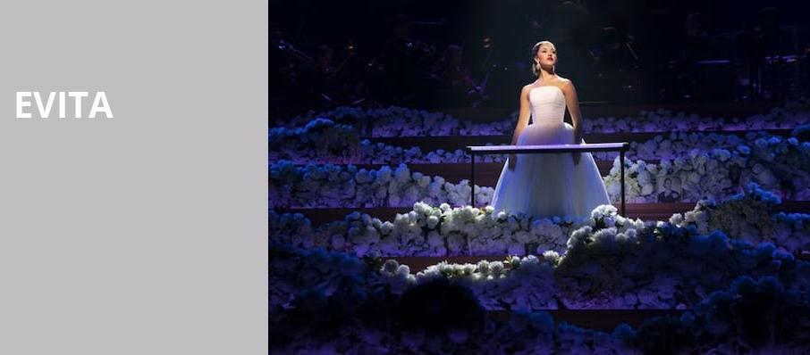 Evita, New York City Center Mainstage, New York