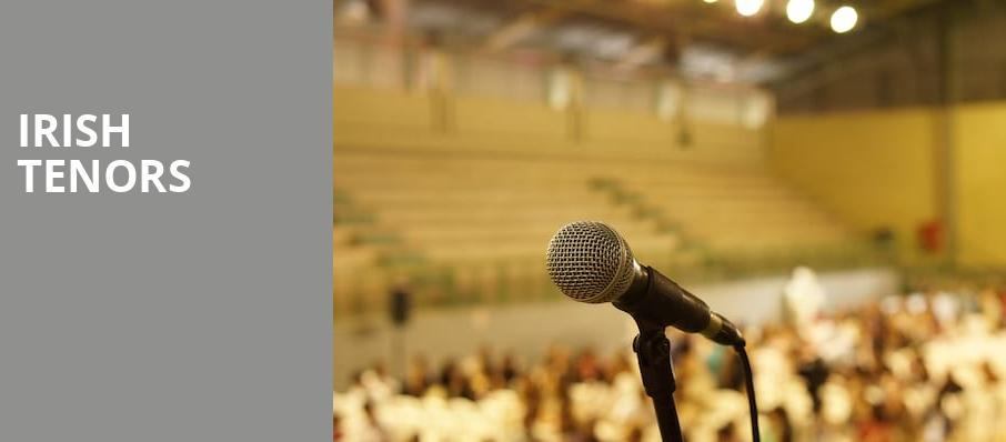 Irish Tenors, St George Theatre, New York