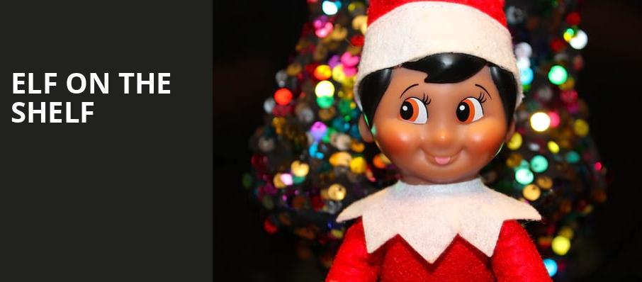 Elf on the Shelf, Hackensack Meridian Health Theatre, New York