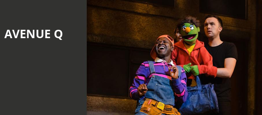 Avenue Q, New Victory Theater, New York