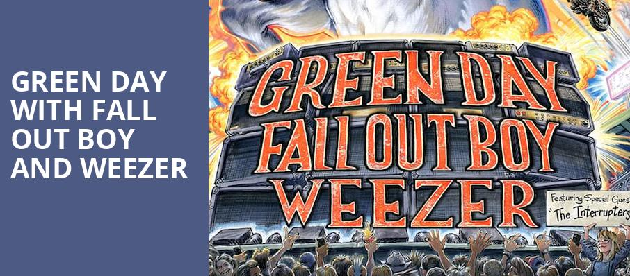 Green Day with Fall Out Boy and Weezer, Citi Field, New York