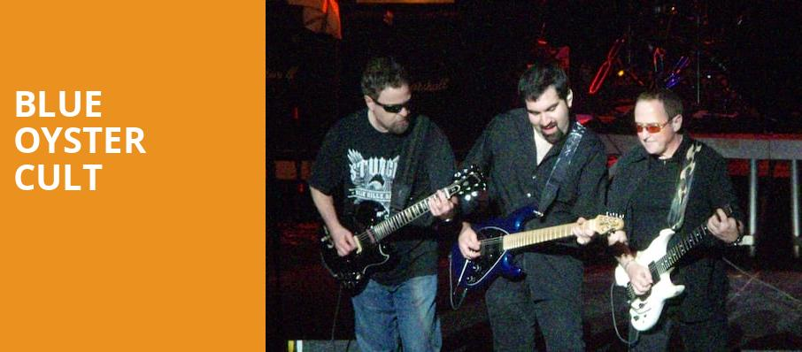 Blue Oyster Cult, Tarrytown Music Hall, New York