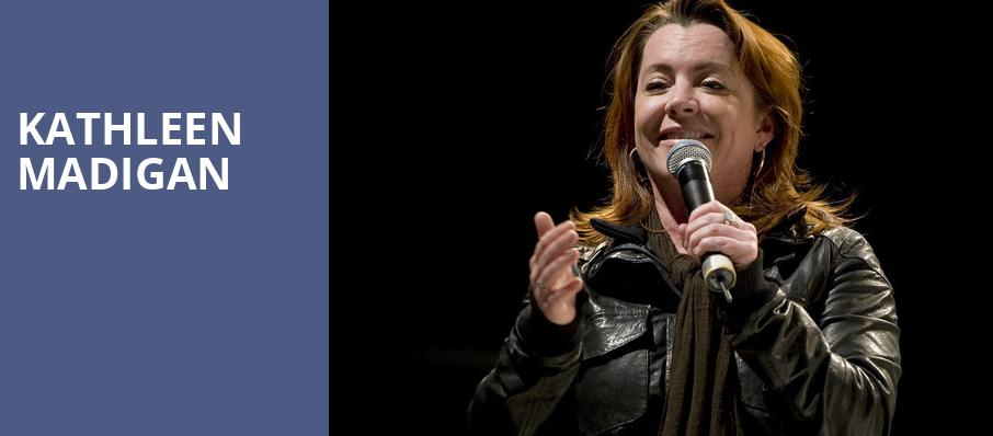 Kathleen Madigan, Victoria Theater, New York