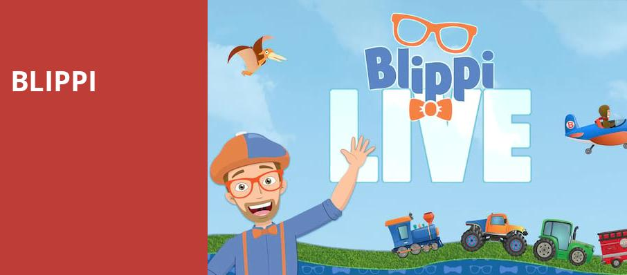 Blippi, Hackensack Meridian Health Theatre, New York
