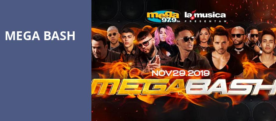 Mega Bash, Prudential Center, New York