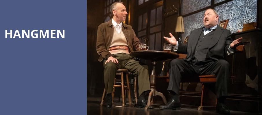 Hangmen, John Golden Theater, New York