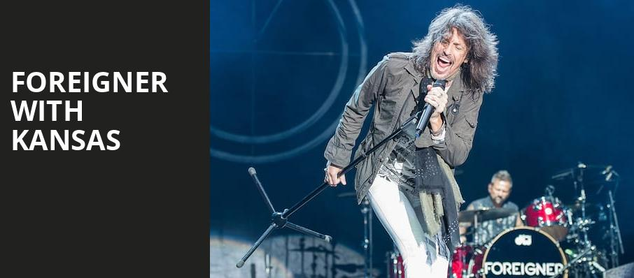 Foreigner with Kansas, Northwell Health, New York