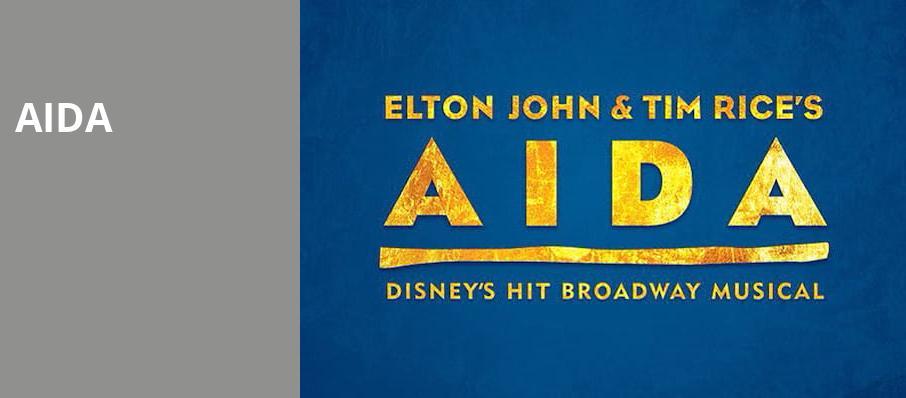 Aida Paper Mill Playhouse Millburn Nj Tickets Information Reviews