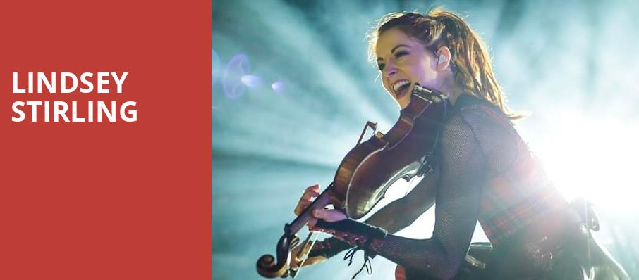 Lindsey Stirling, Radio City Music Hall, New York