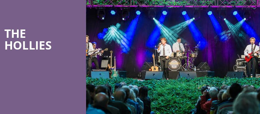 The Hollies, Hackensack Meridian Health Theatre, New York