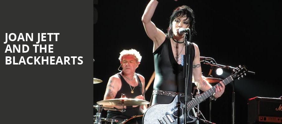 Joan Jett and The Blackhearts, Hackensack Meridian Health Theatre, New York