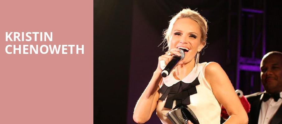 Kristin Chenoweth, Bergen Performing Arts Center, New York