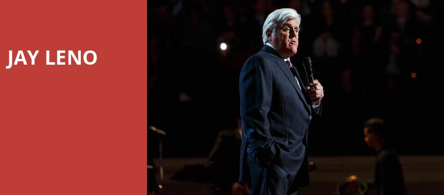 Jay Leno, NYCB Theatre at Westbury, New York