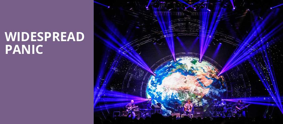 Widespread Panic, Beacon Theater, New York