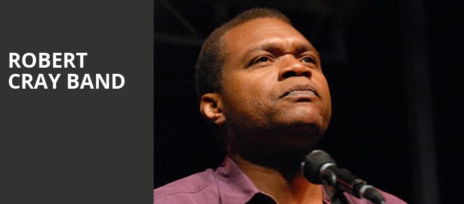 Robert Cray Band, Sony Hall, New York