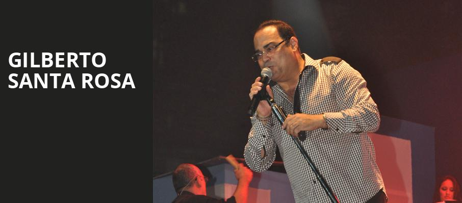 Gilberto Santa Rosa, Beacon Theater, New York