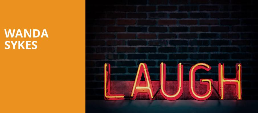 Wanda Sykes, Town Hall Theater, New York