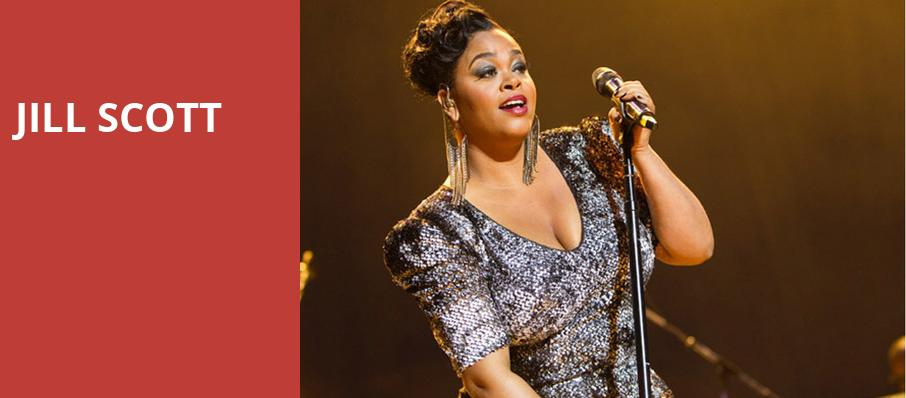 Jill Scott, Radio City Music Hall, New York