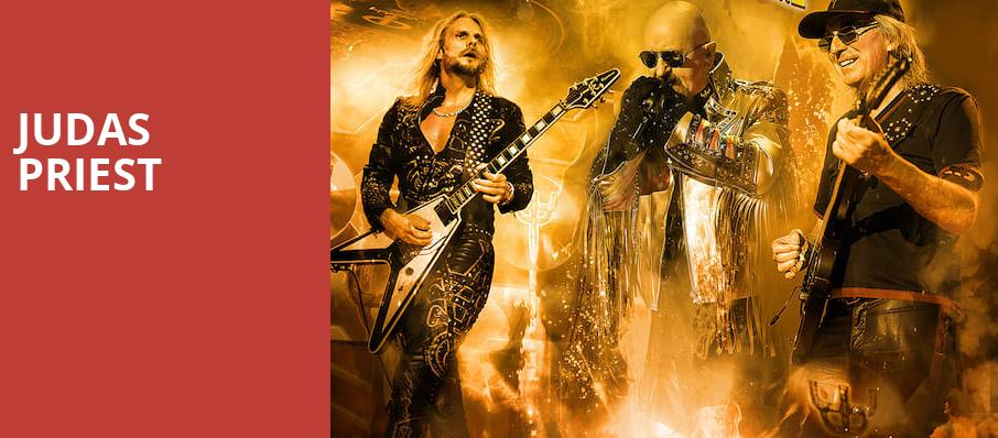 Judas Priest, Nassau Coliseum, New York