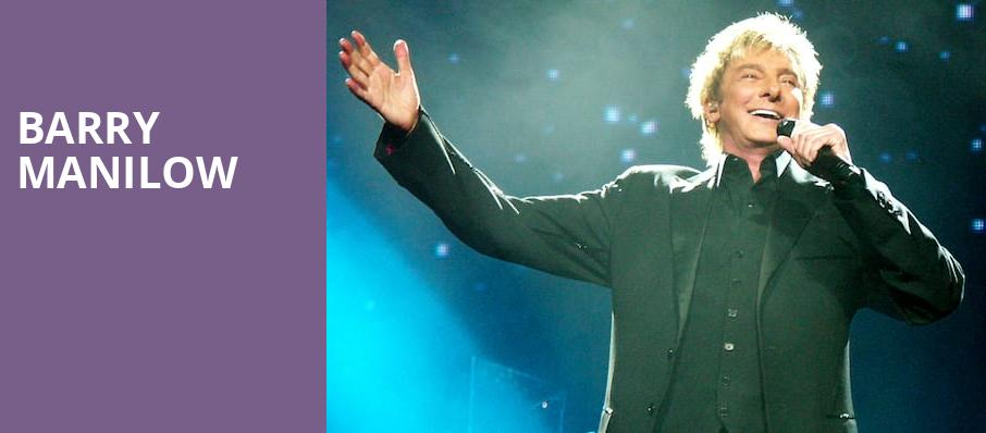 Barry Manilow, Nassau Coliseum, New York