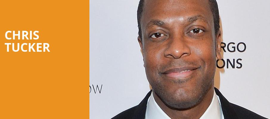 Chris Tucker, Wellmont Theatre, New York