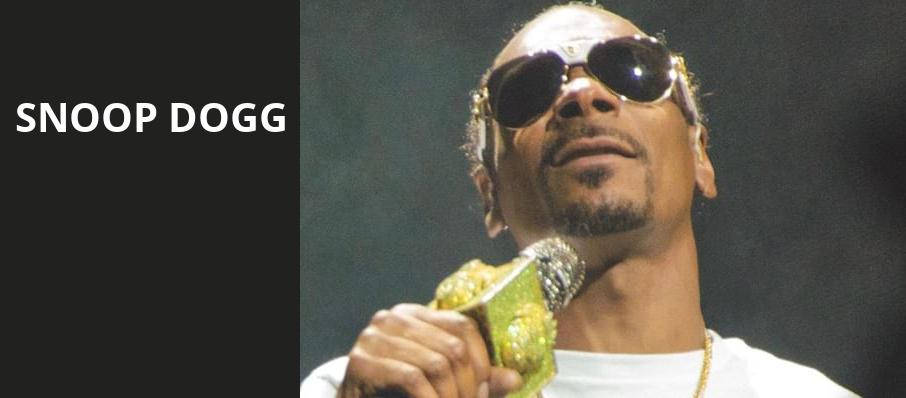 Snoop Dogg, Wellmont Theatre, New York