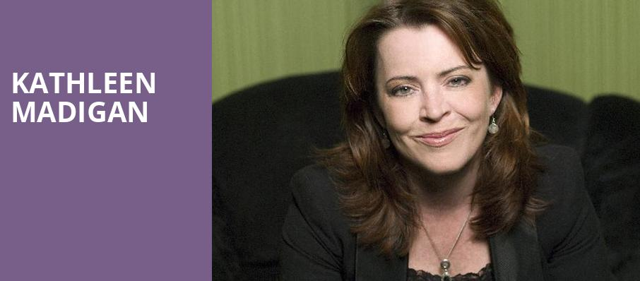 Kathleen Madigan, Westhampton Beach Performing Arts Center, New York