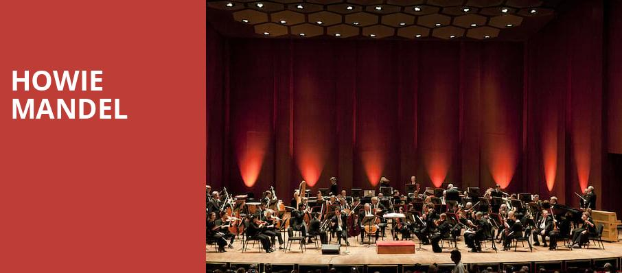 Howie Mandel, NYCB Theatre at Westbury, New York