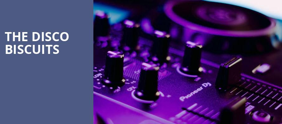 The Disco Biscuits, Playstation Theater, New York
