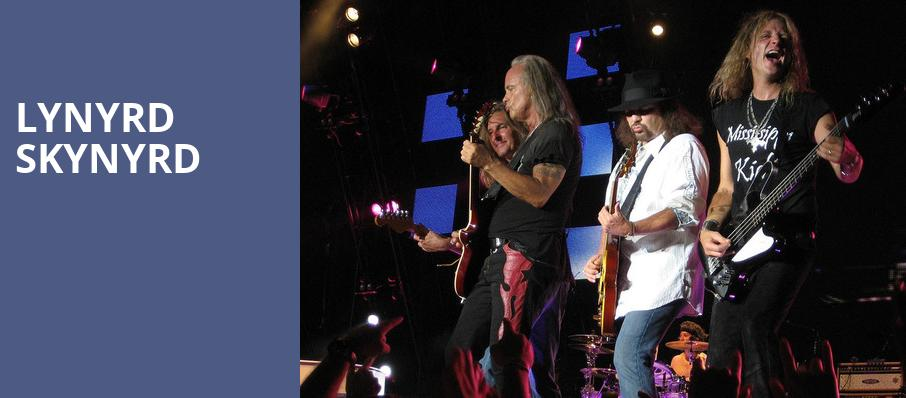 Lynyrd Skynyrd, Bethel Woods Center For The Arts, New York