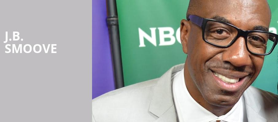 JB Smoove, Carolines Comedy Club, New York