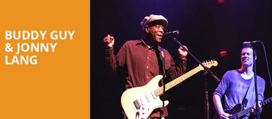 Buddy Guy Jonny Lang, Paramount Theatre, New York