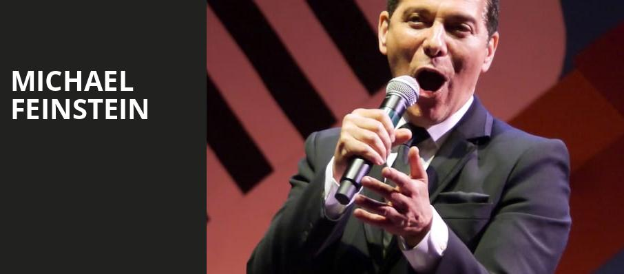 Michael Feinstein, Judy Arthur Zankel Hall, New York
