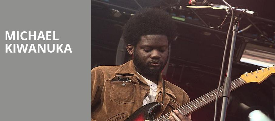 Michael Kiwanuka, Terminal 5, New York