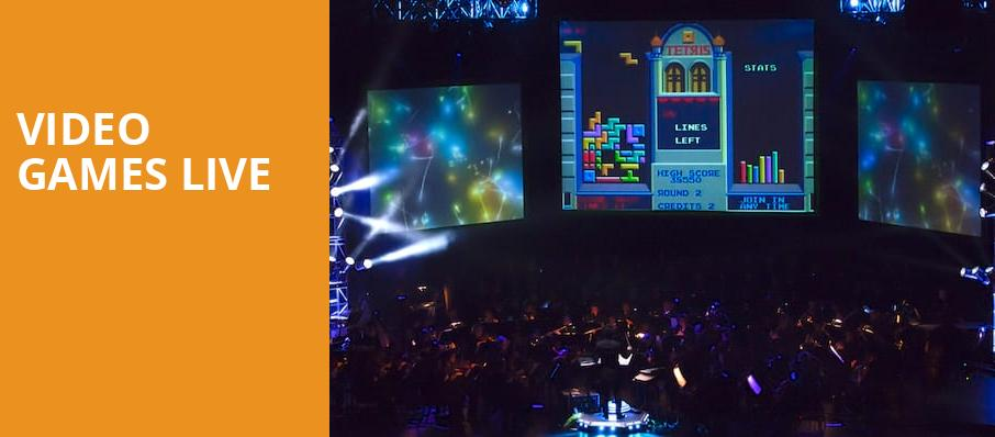 Video Games Live, Prudential Hall, New York