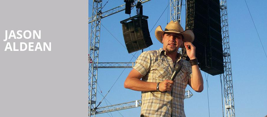 Jason Aldean, Bethel Woods Center For The Arts, New York
