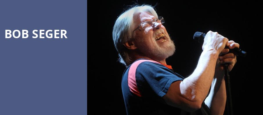 Bob Seger, Northwell Health, New York