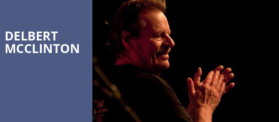 Delbert McClinton, BB King Blues Club, New York